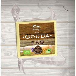 Ser gouda bio (około 0,30 kg) - natural, marki Natural (sery z mleka krowiego)