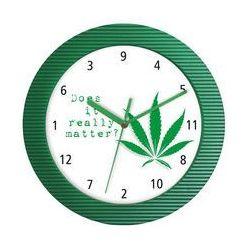 Zegar ścienny kolorowy czy to ma znaczenie? marki Atrix