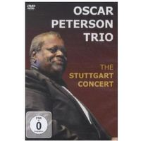 Oscar Peterson Trio - The Stuttgart Concert, 1 DVD