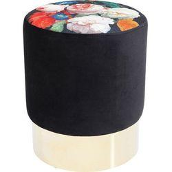 Kare design :: puf cherry blossom brass