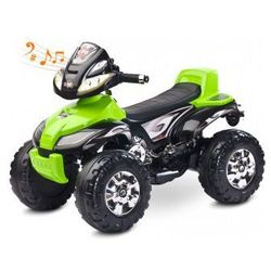 Toyz Cuatro Quad na akumulator nowość 2016 green (dziecięcy pojazd elektryczny)