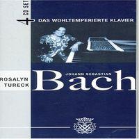 ROSALYN TURECK - J. S. Bach - Das wohltemperierte Klavier (4CD)