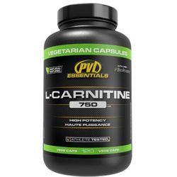 PVL ESSENTIALS L-Carnitine 750 - 120kaps - WYPRZEDAŻ 12.2016 z kategorii Redukcja tkanki tłuszczowej