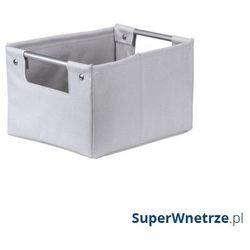 Kosz 12x20x16 cm koziol gastona s srebrnoszary marki Kleine wolke