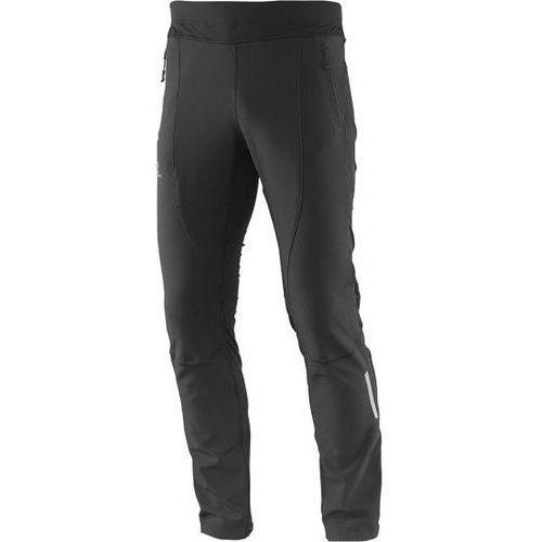Spodnie Momentum Softshell Black 1516, produkt marki Salomon