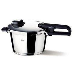 Fissler Szybkowar vitavit premium z wkładem do gotowania na parze 8 l
