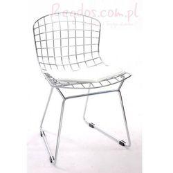 Krzesło dziecięce Harry Junior biała poduszka - sprawdź w wybranym sklepie