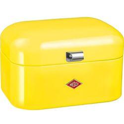 Pojemnik na pieczywo single grandy żółty marki Wesco
