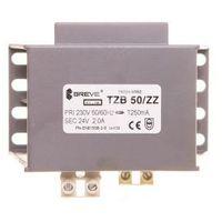 Transformator 1-fazowy żywiczny TZB 50/ZZ 230/ 24V 16024-9932 BREVE