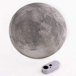 Księżyc w moim domu, lampa ścienna marki Dumel