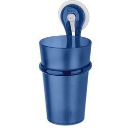 Koziol Kubek łazienkowy z uchwytem loop - kolor granatowy,