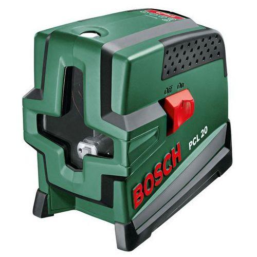 Laser krzyżowy  pcl 20 z funkcją poziomu - blisko 700 punktów odbioru w całej polsce! szybka dostawa! atrakcyjne raty! dostawa w 2h - warszawa poznań wyprodukowany przez Bosch