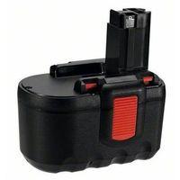 Bosch Akumulator do elektronarzędzia  2607335562, 24 v, 2.6 ah, nimh (3165140316118)