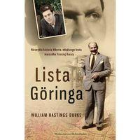 Lista Goringa. (Wydawnictwo Dolnośląskie)