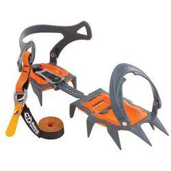 Raki NUPTSE EVO paskowe + antisnow Climbing Technology z kategorii Sprzęt wspinaczkowy