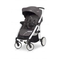 Easy-Go Quantum wózek dziecięcy spacerówka Antracyt Nowość - produkt z kategorii- Wózki spacerowe