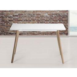 Stół do jadalni biały 120 x 80 cm FLY