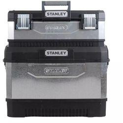 STANLEY Skrzynia Contractor + skrzynia narzędziowa, galwanizowana 95-832, SY95-832