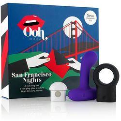 Akcesoria erotyczne w częściach - Ooh by Je Joue MINI San Francisco Pleasure Kit, kup u jednego z partnerów