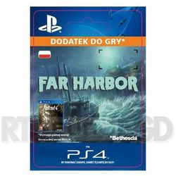 Fallout 4 - Far Harbor DLC [kod aktywacyjny] (0000006200095)