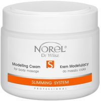 Norel (Dr Wilsz) SLIMMING SYSTEM MODELLING CREAM FOR BODY MASSAGE Krem modelujący do masażu ciała (PB116)