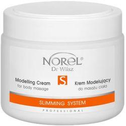 Norel (Dr Wilsz) SLIMMING SYSTEM MODELLING CREAM FOR BODY MASSAGE Krem modelujący do masażu ciała (PB116) -