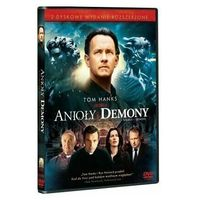 Anioły i demony (DVD) - Ron Howard (5903570140099)