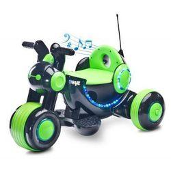 Toyz Gizmo pojazd na akumulator motor dziecięcy Black - sprawdź w strefa-dziecko.pl