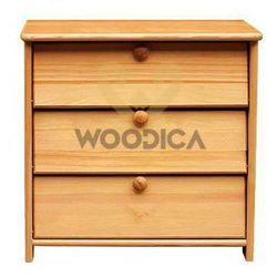 Szafka na buty iii głęboka wyprodukowany przez Woodica