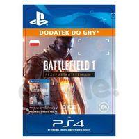 Sony Battlefield 1 - premium pass [kod aktywacyjny] (0000006200082)