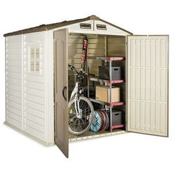 Duramax Domek ogrodowy storemate 6x6 - transport gratis!