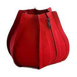 URBAN GARDEN Donica 25 cm - Czerwona, produkt marki Authentics