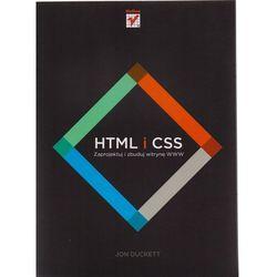 HTML i CSS. Zaprojektuj i zbuduj witrynę WWW, rok wydania (2014)
