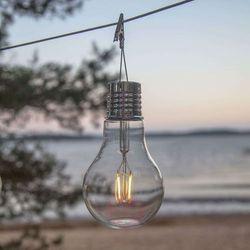 Lampa solarna LED Fille, oświetlenie dekoracyjne (7391482033154)