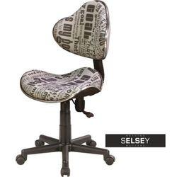 fotel biurowy morild grafika marki Selsey