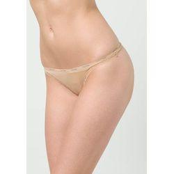 Calvin Klein Underwear BOTTOMS UP Stringi buff, beżowy w 3 rozmiarach