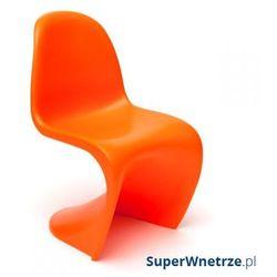 Krzesło balance junior pomarańczowy marki D2