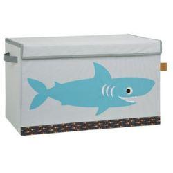 LÄSSIG 4Kids Skrzynia na zabawki Toy Trunk Shark ocean z kategorii Pojemniki na zabawki
