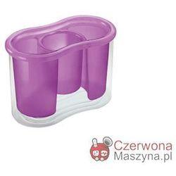 Ociekacz na sztućce Guzzini Latina fioletowy - produkt z kategorii- suszarki do naczyń