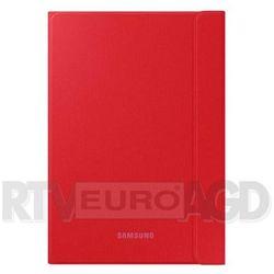 galaxy tab a 9.7 book cover ef-bt550bq (czerwony) od producenta Samsung