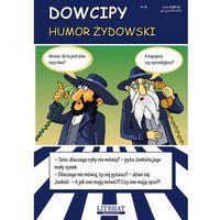 DOWCIPY HUMOR ŻYDOWSKI (ISBN 9788378989530)