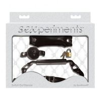 Zestaw knebli - Sexperiments Switch Out Silencer
