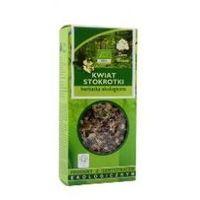 Stokrotka kwiat herbatka ekologiczna 25gr marki Dary natury