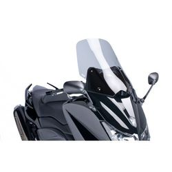 Szyba PUIG V-Tech Touring do Yamaha T-Max 530 12-15 (lekko przyciemniana) - produkt z kategorii- Szyby do moto