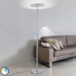 Paul Neuhaus Artur lampa stojąca LED CCT stal (4012248334232)