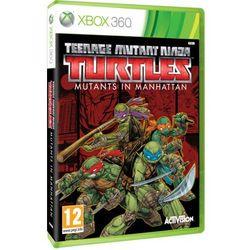 Teenage Mutant Ninja Turtles Mutants in Manhattan z kategorii [gry XBOX 360]