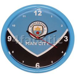 Zegar ścienny cr marki Manchester city