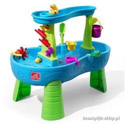 stół wodny dwupoziomowa błękitna laguna splash pond water table™ marki Step2