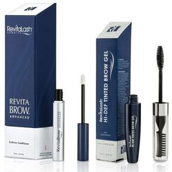 Revitalash  zestaw: revitabrow advanced 3,0ml + hi-def tinted brow gel 7,4ml