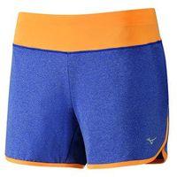 Mizuno Active Short - violet/orange (5054698216491)